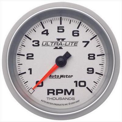 Auto Meter Ultra-Lite II In-Dash Tachometer - 4997