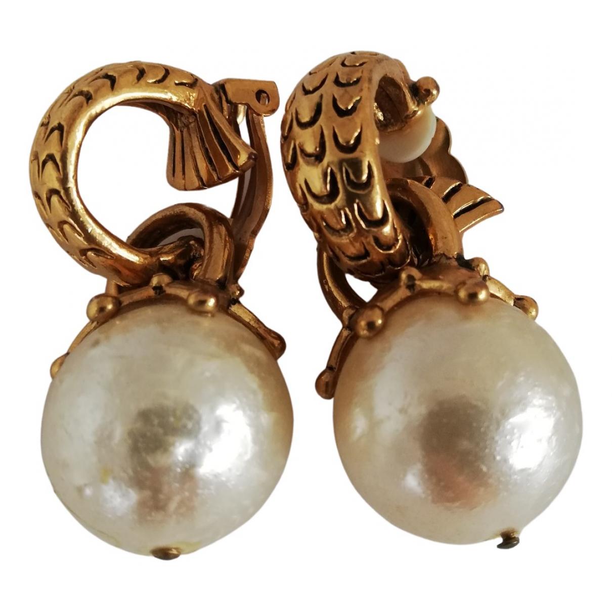Reminiscence N Gold Gold plated Earrings for Women N