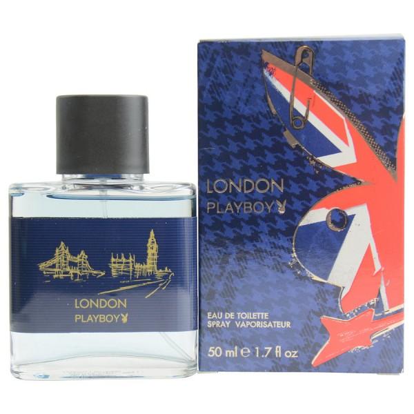 London Playboy - Playboy Eau de Toilette Spray 50 ml