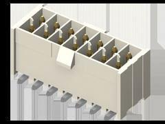 Samtec , IPL1, 40 Way, 2 Row, Right Angle PCB Header (11)
