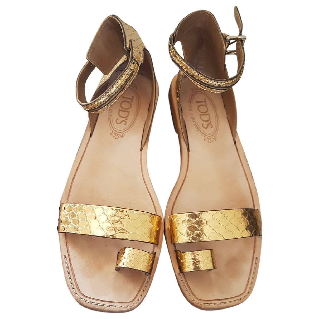 Sandalias romanas de Piton Tods