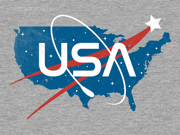 United Space T Shirt