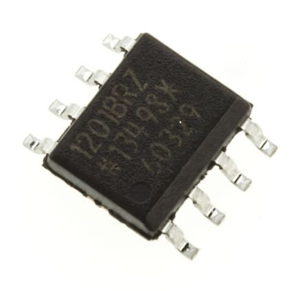 Analog Devices ADUM1201BRZ , 2-Channel Digital Isolator 25Mbps, 2.5 kVrms, 8-Pin SOIC