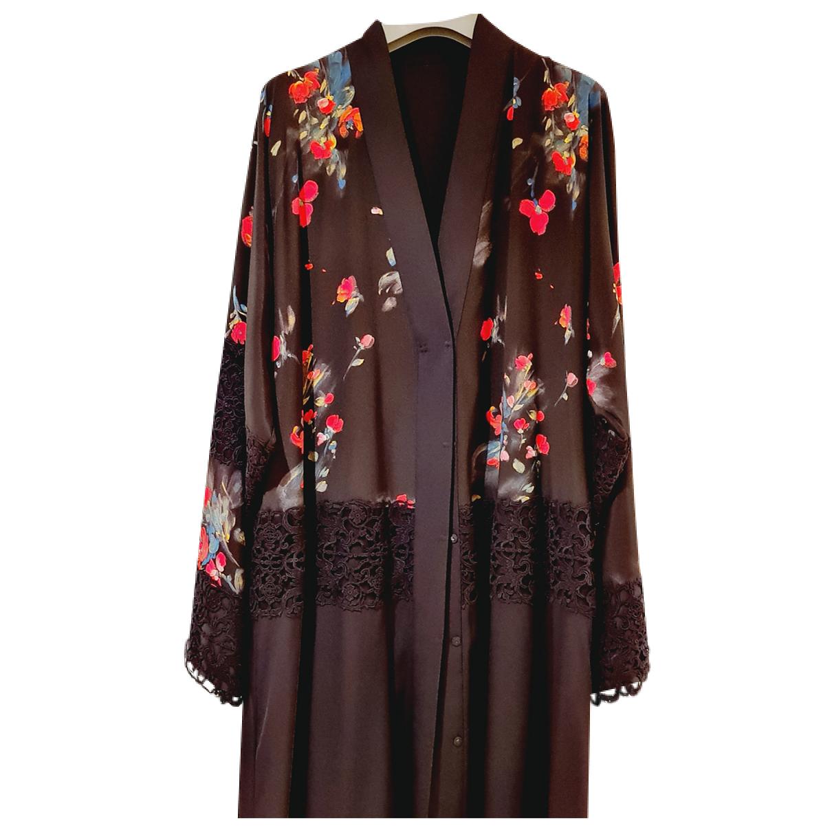 Dolce & Gabbana N Black Silk dress for Women 42 IT