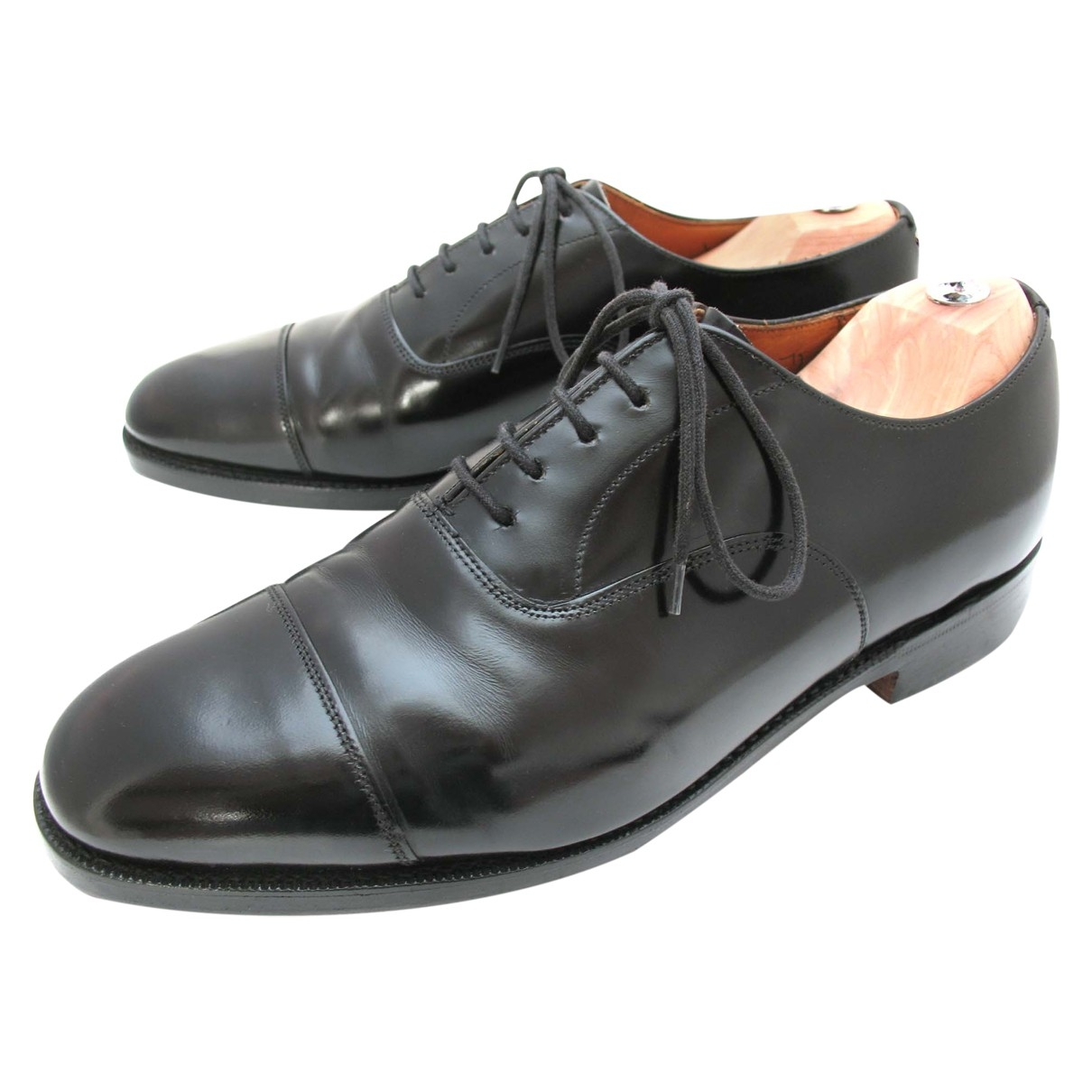 Churchs - Derbies   pour homme en cuir - noir