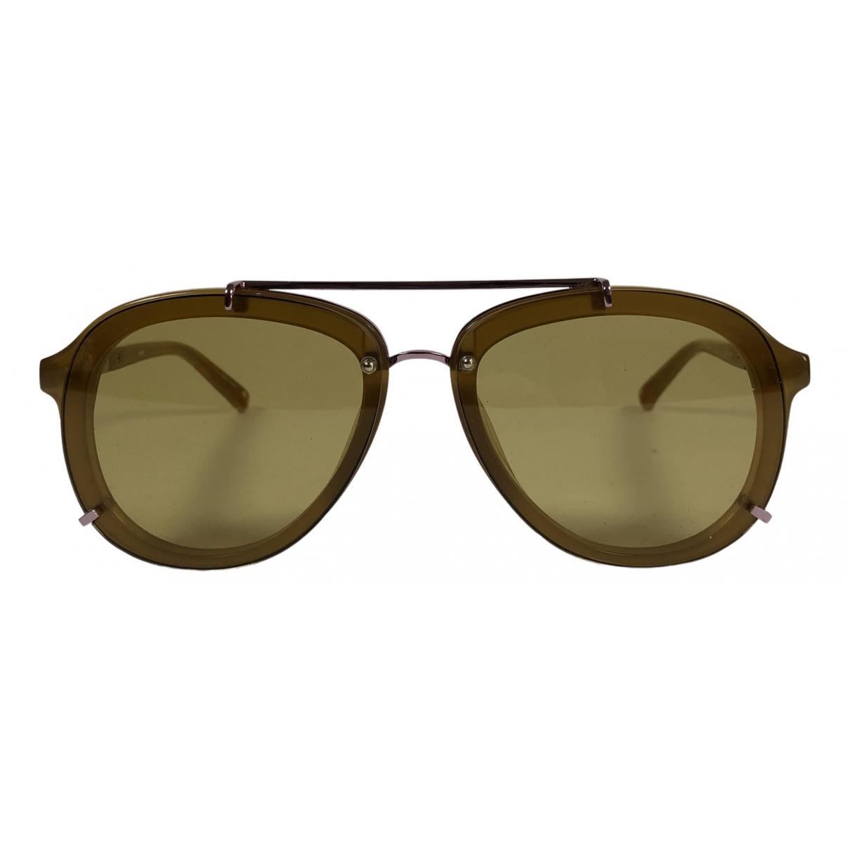 3.1 Phillip Lim \N Brown Sunglasses for Men \N