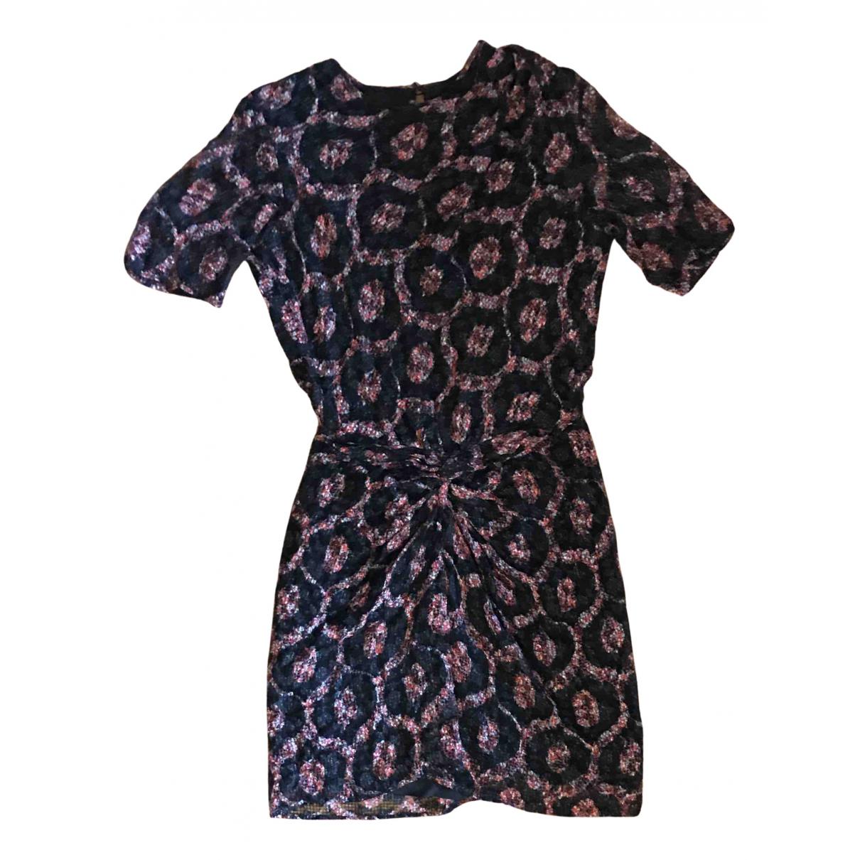 Isabel Marant \N Kleid in  Bunt Seide