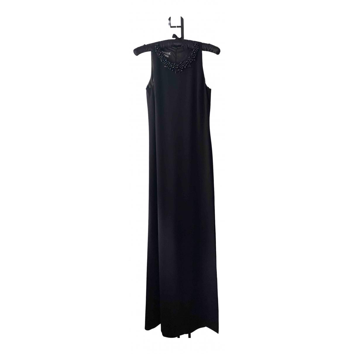 Maxi vestido Moschino