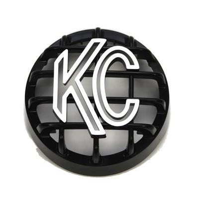 KC HiLites 4 Inch Plastic Stone Guard - 7219