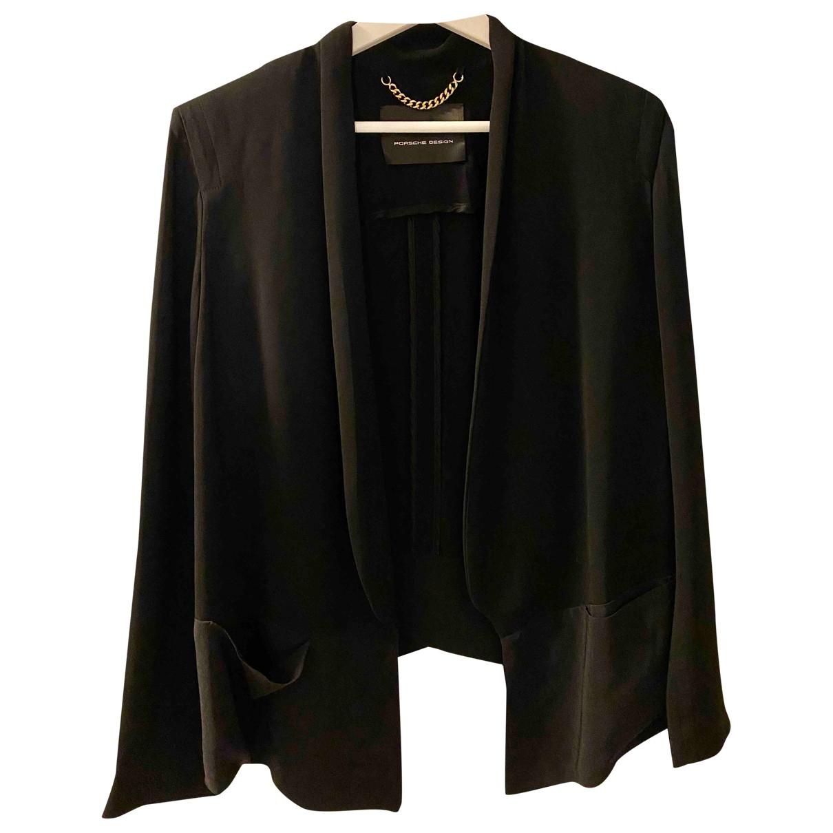 Porsche Design \N Black jacket for Women S International