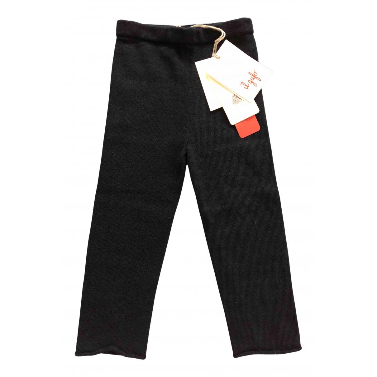 Pantalon de Lana Il Gufo