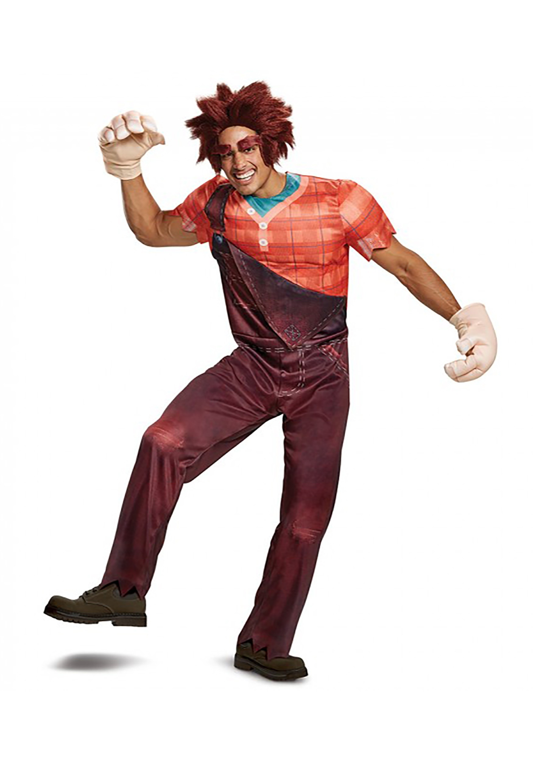 Wreck It Ralph 2 Ralph Deluxe Costume for Men
