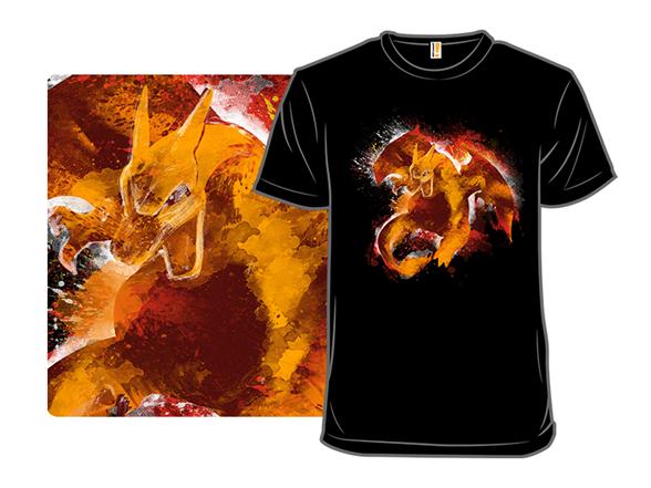 Fire Storm T Shirt