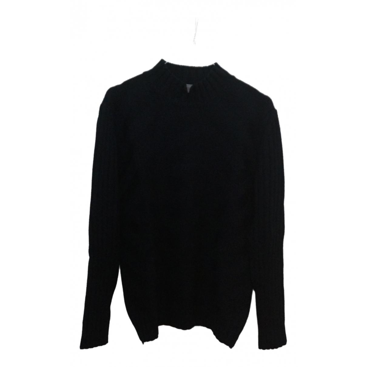 Versace - Pulls.Gilets.Sweats   pour homme en laine - bleu