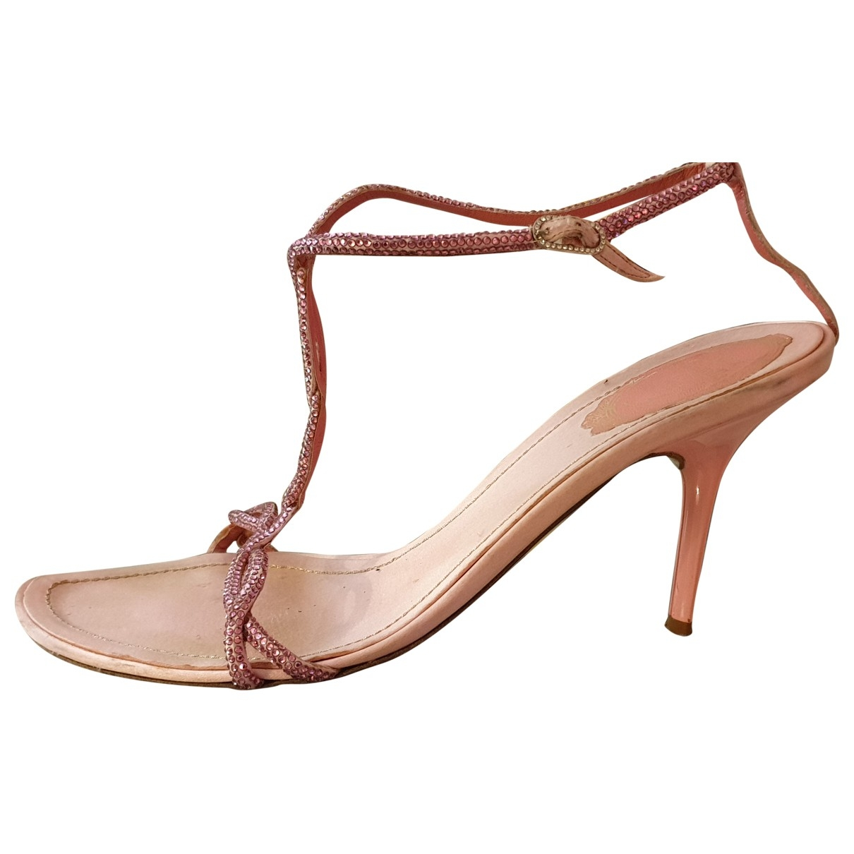Sandalias de Con lentejuelas Rene Caovilla