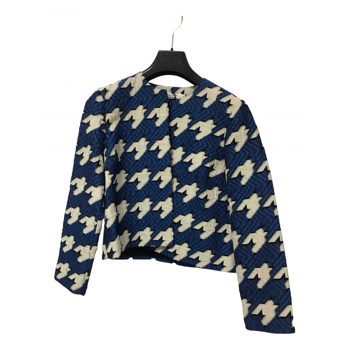 Roseanna \N Jacke in  Blau Wolle