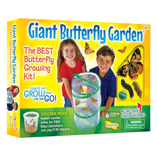 Giant Butterfly Garden® By Insect Lore   Michaels®