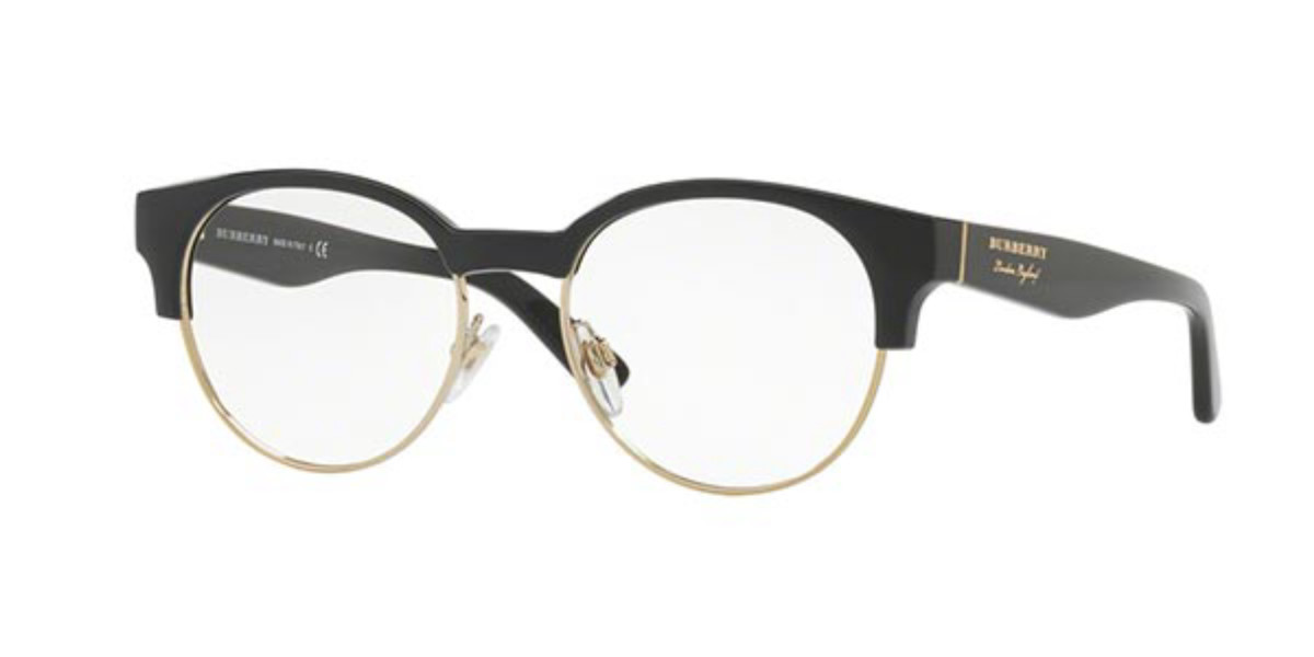 Burberry BE2261 3001 Women's Glasses Gold Size 50 - Free Lenses - HSA/FSA Insurance - Blue Light Block Available