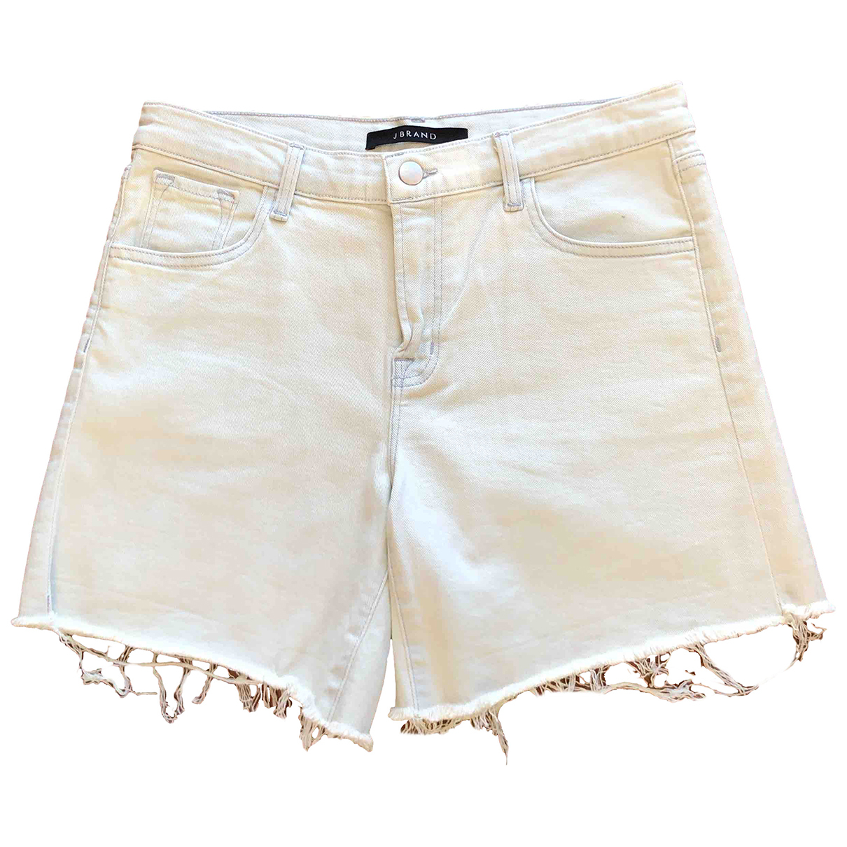 J Brand N Blue Denim - Jeans Shorts for Women S International
