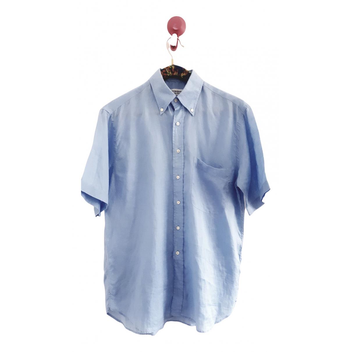 Camisas de Lino Yves Saint Laurent