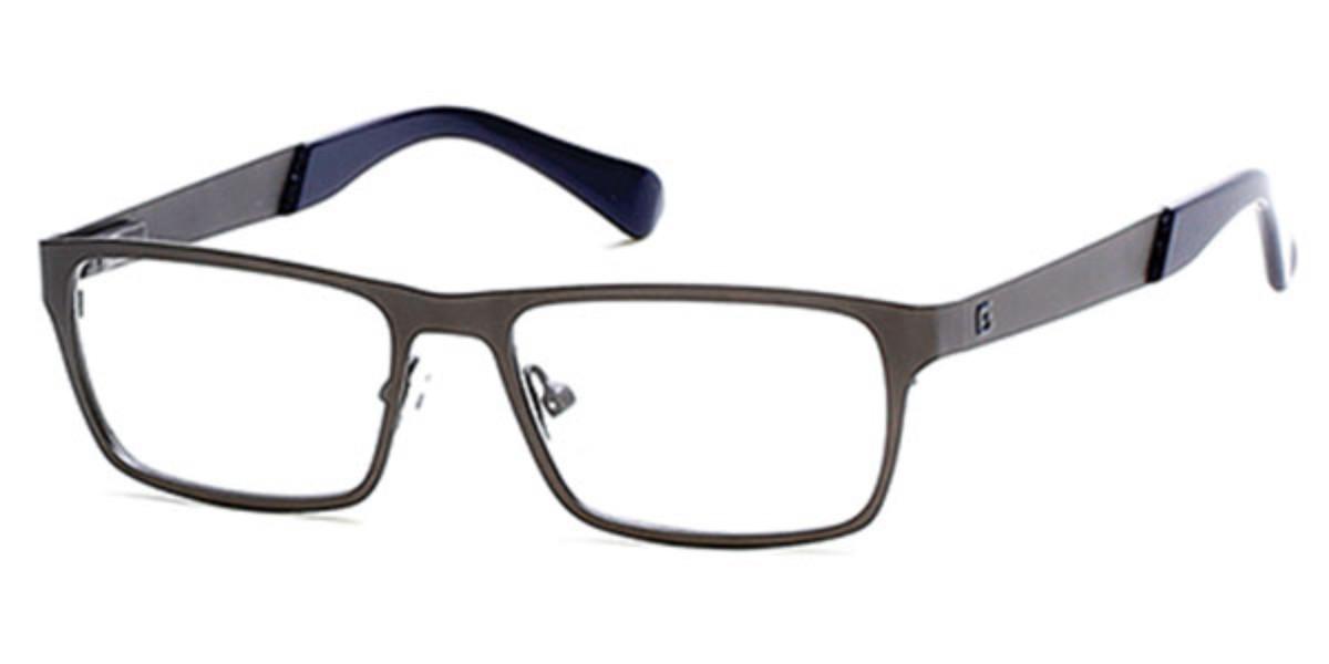 Guess GU 9167 Kids 009 Kids' Glasses Grey Size 48 - Free Lenses - HSA/FSA Insurance - Blue Light Block Available