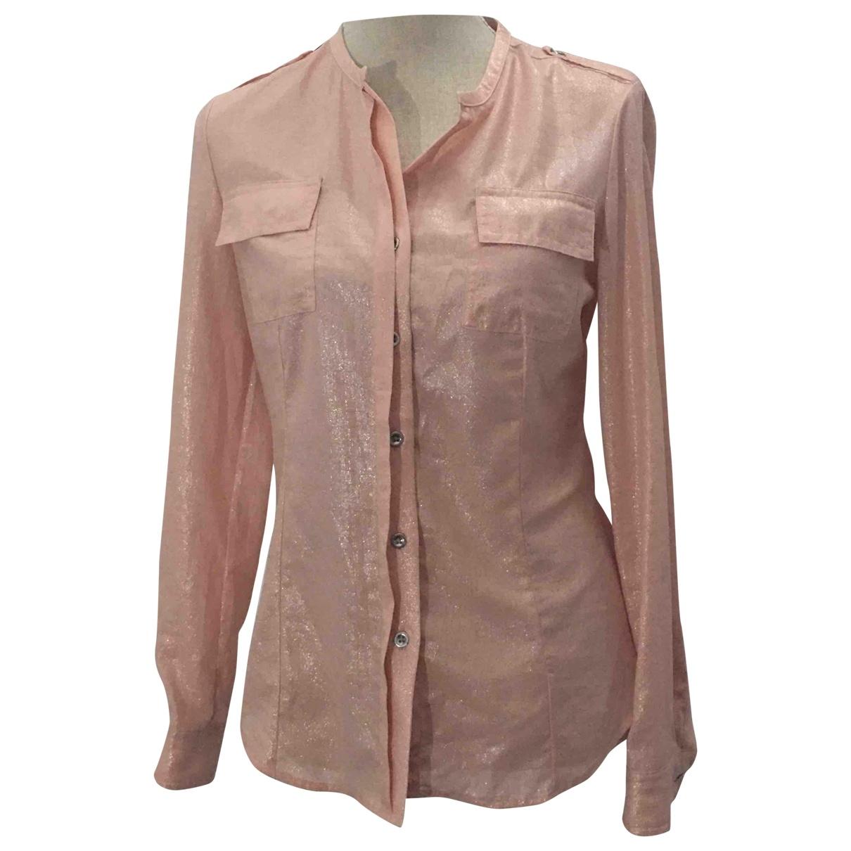 Calvin Klein - Top   pour femme - rose
