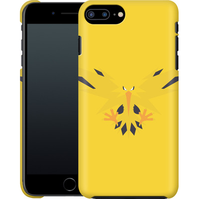 Apple iPhone 7 Plus Smartphone Huelle - Zapdos by Lucian Foehr von Lucian Foehr