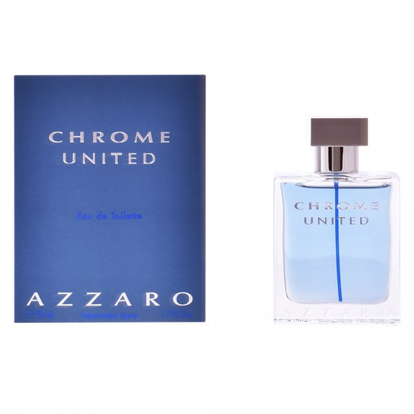 Chrome United - Loris Azzaro Eau de toilette en espray 50 ML