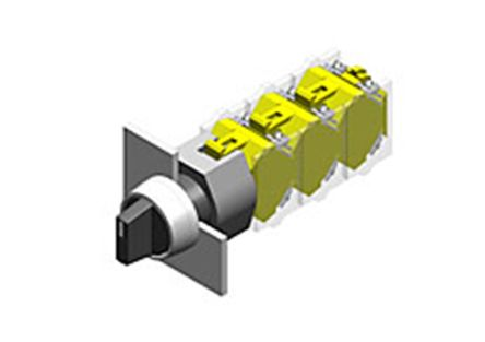 EAO Modular Switch Actuator, IP65, Panel Mount for use with Series 04 Switches -40°C +55°C