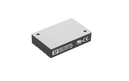 XP Power QSC150 150W Isolated DC-DC Converter PCB Mount, Voltage in 9 → 36 V dc, Voltage out 5V dc