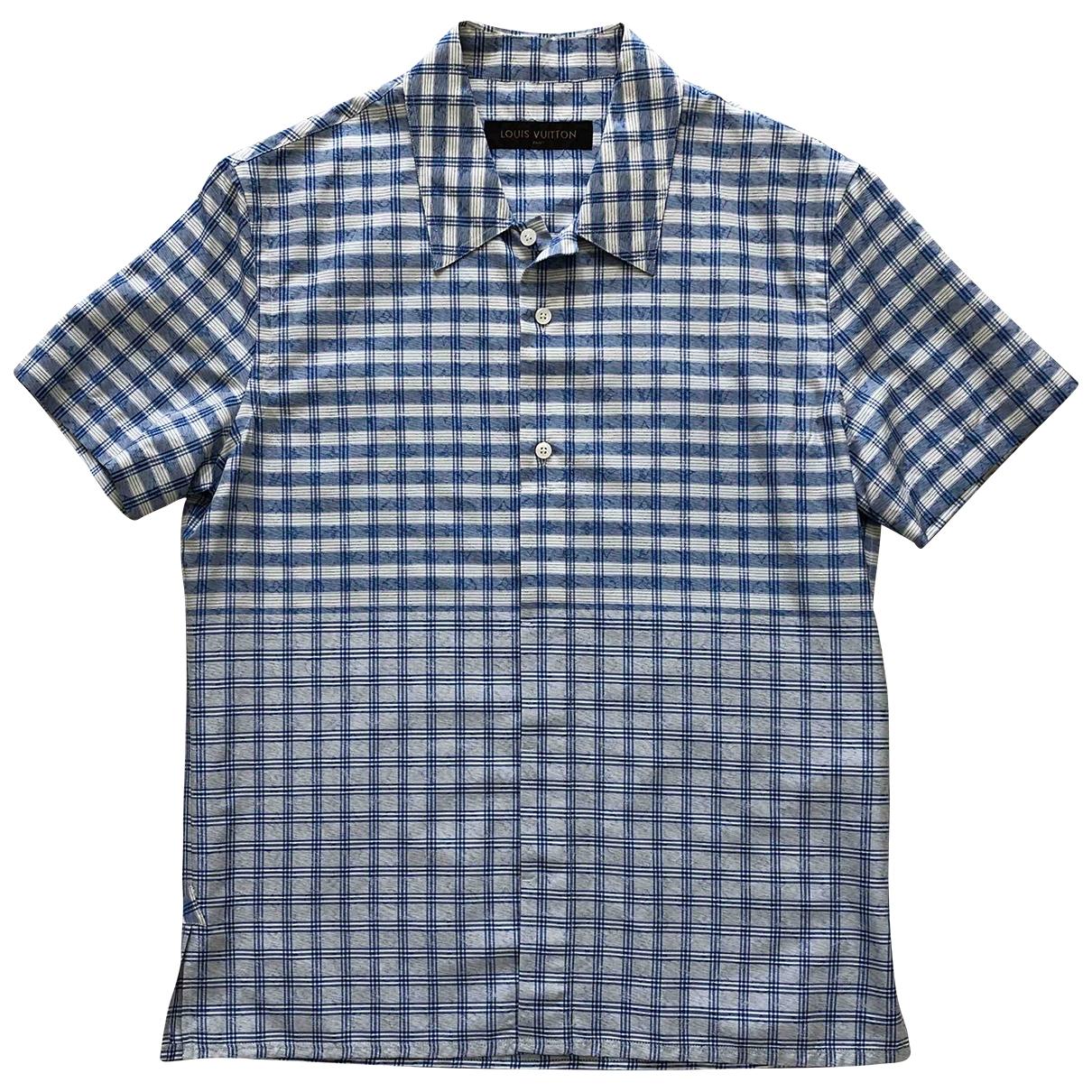 Camisas de Seda Louis Vuitton
