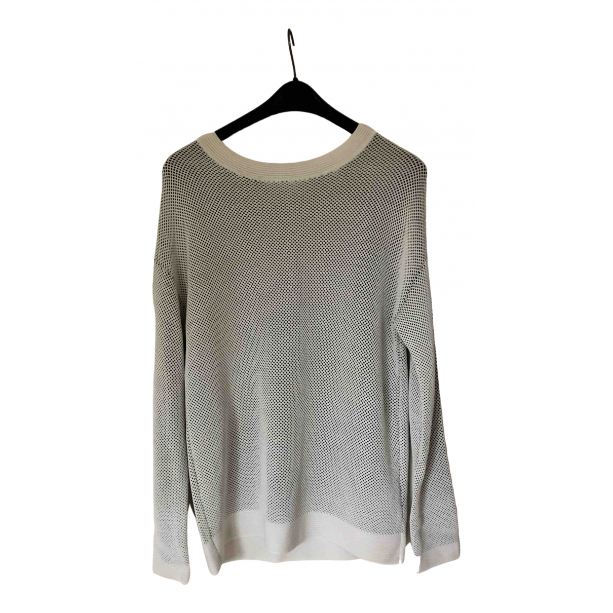 & Other Stories - Pull   pour femme - blanc