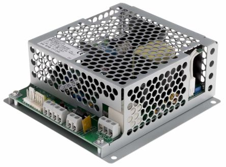 Stadium Power , 55W Embedded Switch Mode Power Supply SMPS, 13.8V dc, Enclosed
