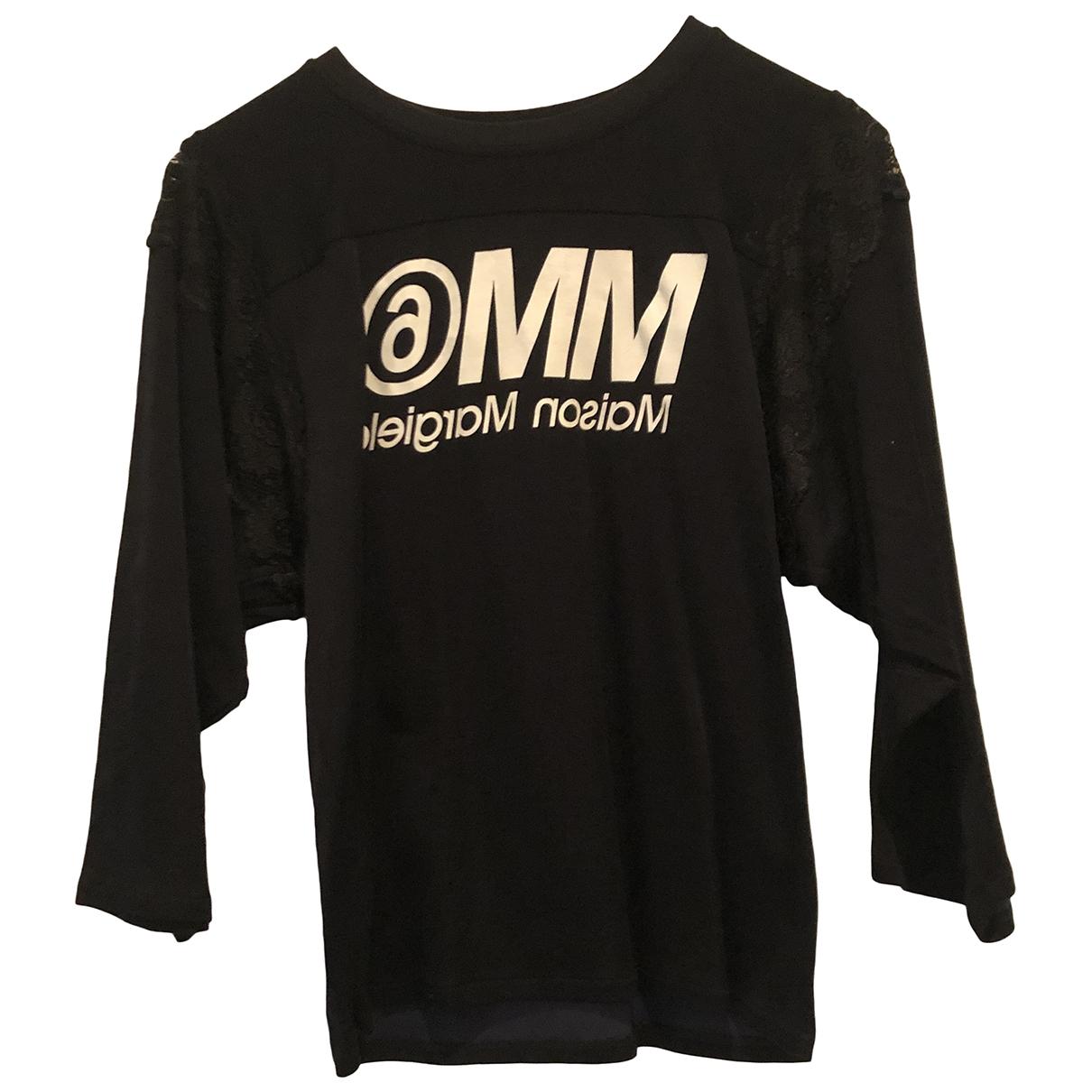 Mm6 - Top   pour femme - marine