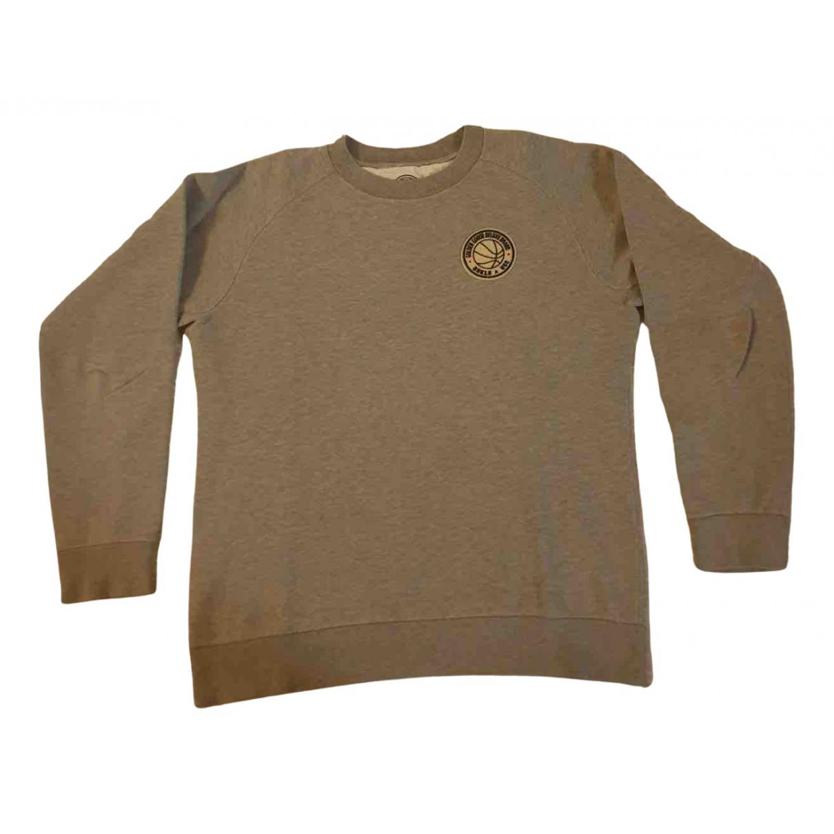 Golden Goose \N Pullover.Westen.Sweatshirts  in  Grau Baumwolle