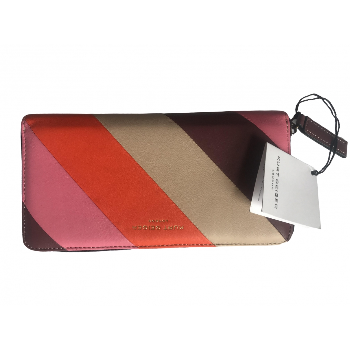 Kurt Geiger \N Multicolour Leather Purses, wallet & cases for Women \N