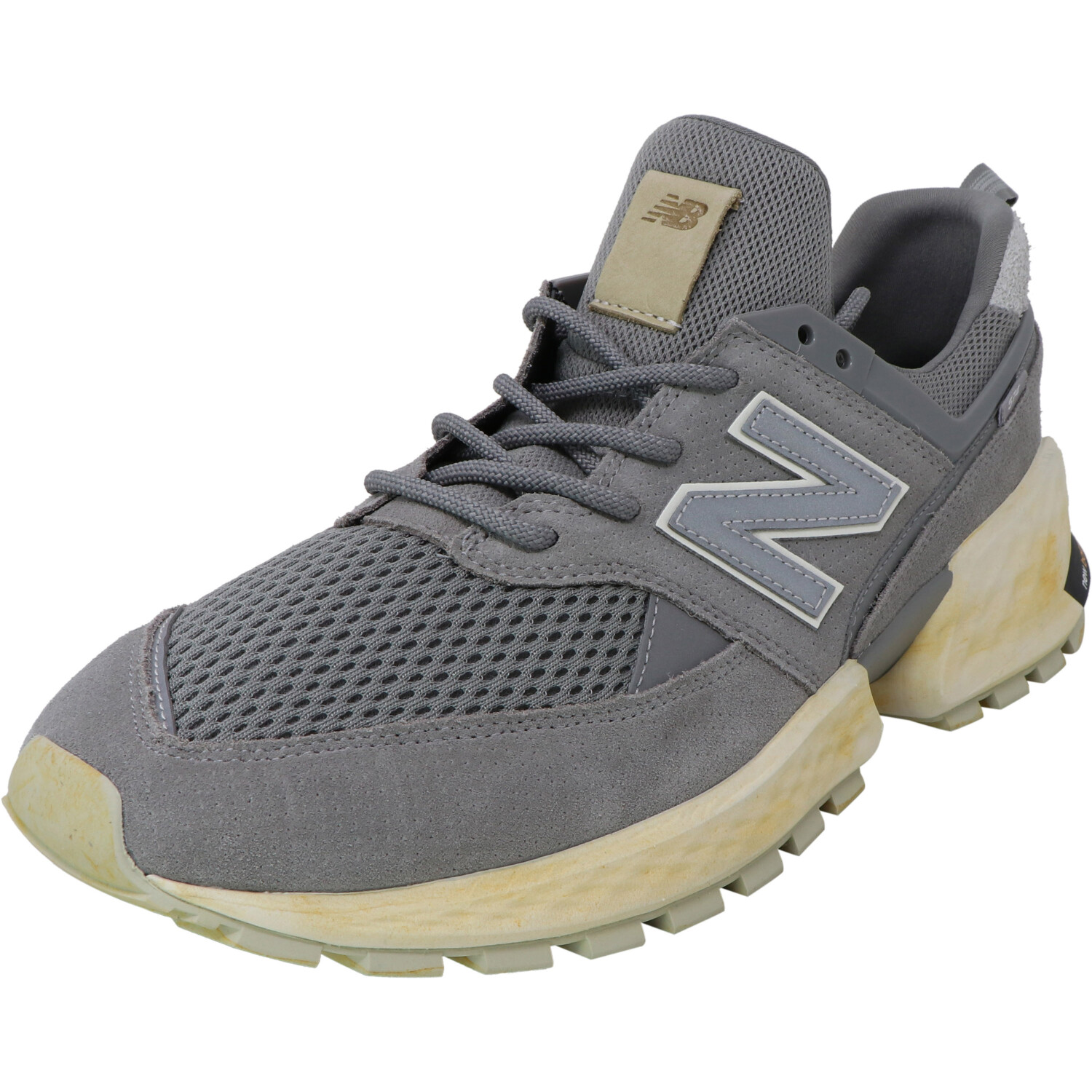 New Balance Men's Ms574 Afa Ankle-High Suede Sneaker - 14M