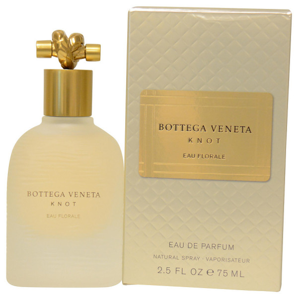 Knot Eau Florale - Bottega Veneta Eau de parfum 75 ML