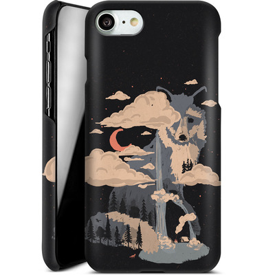 Apple iPhone 7 Smartphone Huelle - At the foot of fox mountain von ND Tank