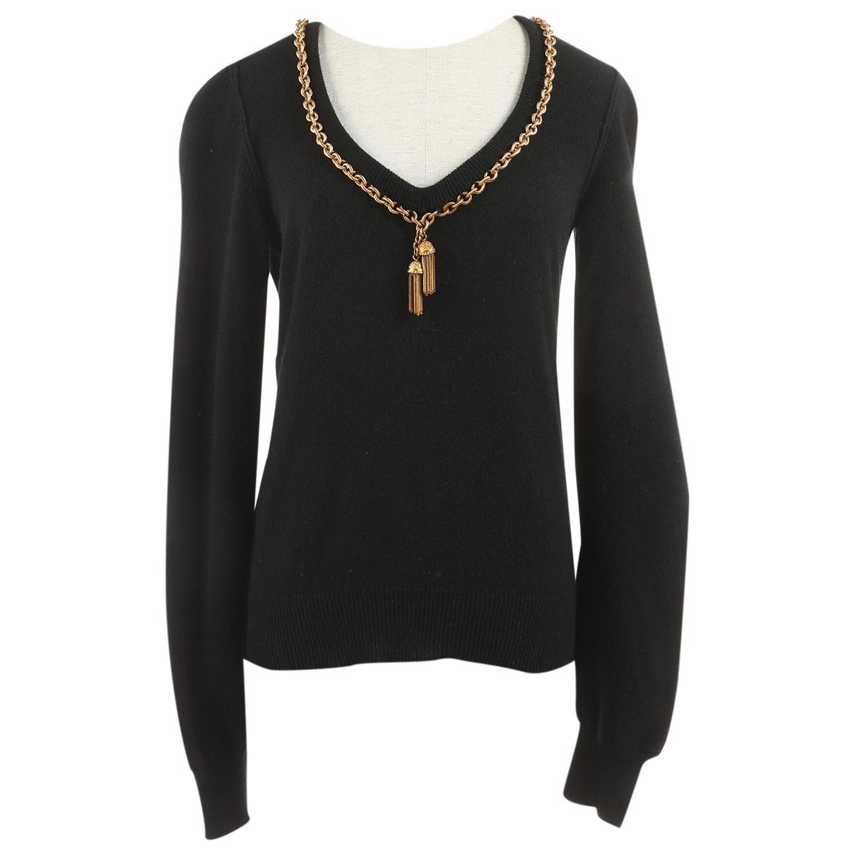 Dolce & Gabbana - Pull   pour femme en cachemire - noir
