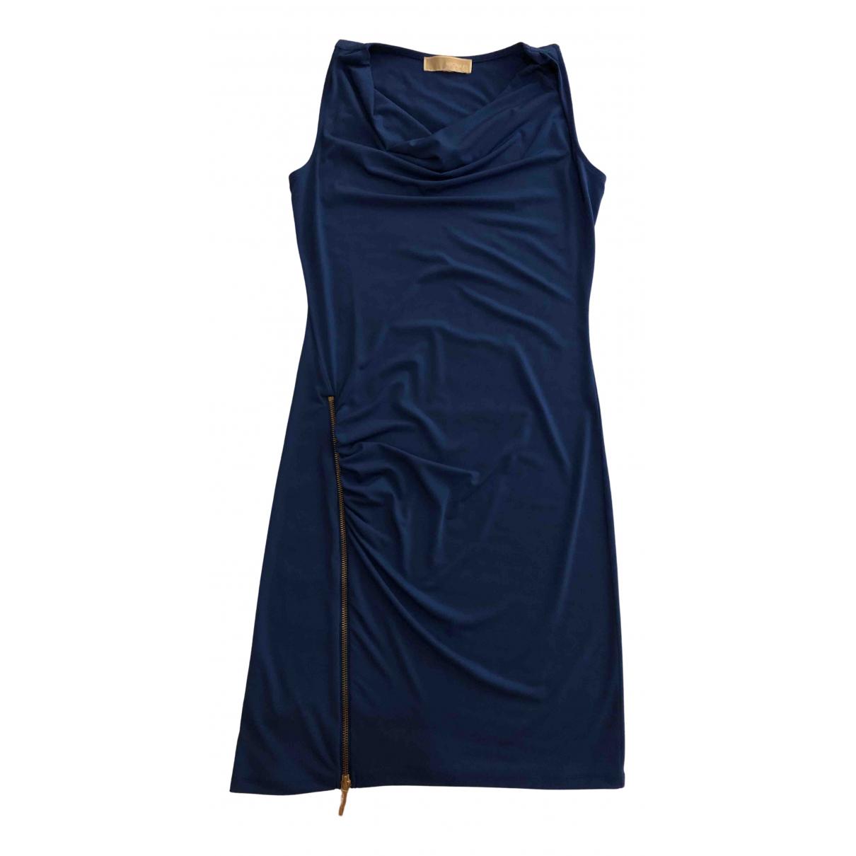 Michael Kors N Blue dress for Women 38 FR