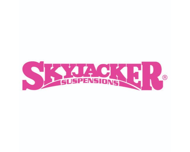 Skyjacker WD24-P Skyjacker WD24-P Windshield Decal Pink 24.5 Inch Long