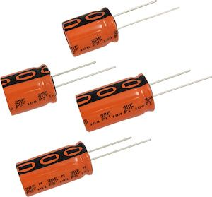 Vishay 25F Supercapacitor EDLC -20 %, +50 % Tolerance, 225 EDLC-R 2.7V, Through Hole (200)