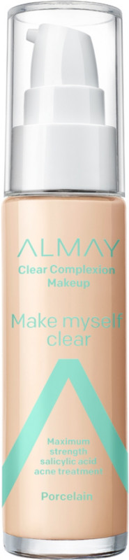 Clear Complexion Make Myself Clear Makeup - Porcelain 99