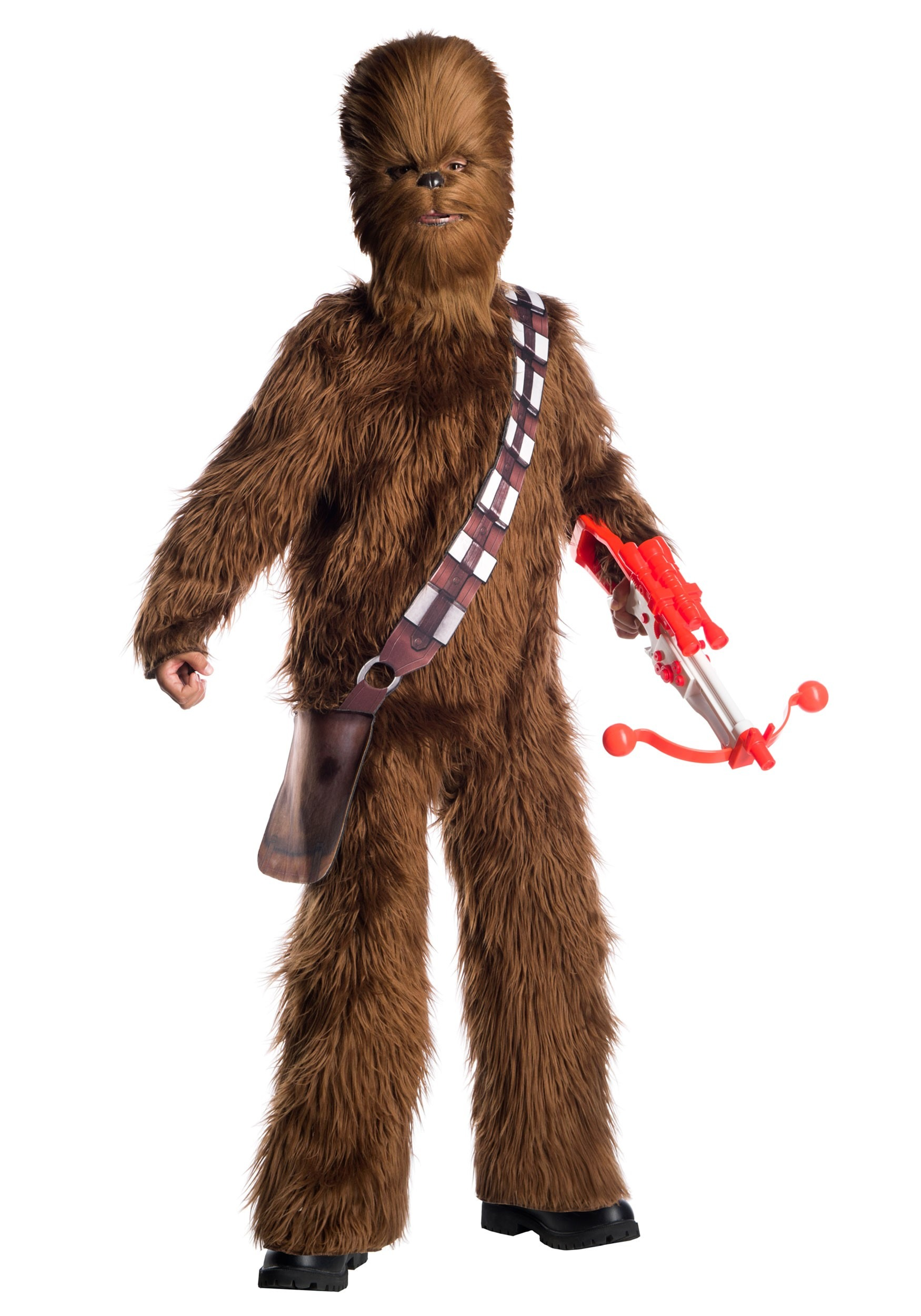 Star Wars Kids Chewbacca Deluxe Costume