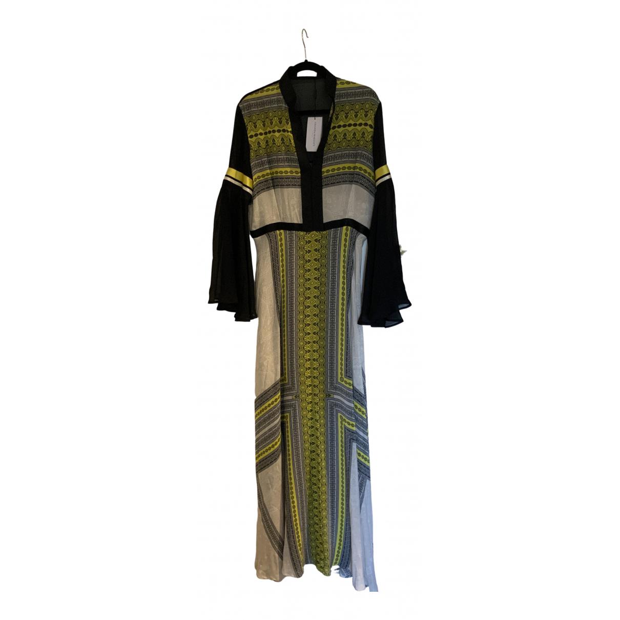 Maxi vestido Amanda Wakeley