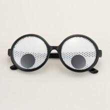 Halloween Acrylic Frame Sunglasses