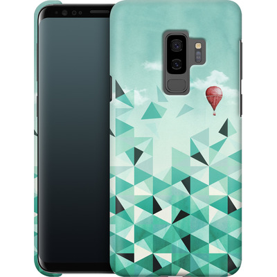 Samsung Galaxy S9 Plus Smartphone Huelle - Emerald City von Little Clyde