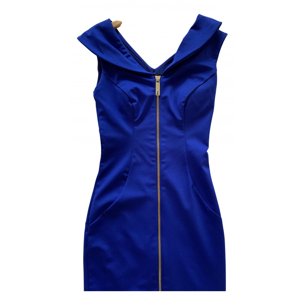 Ted Baker \N Kleid in  Blau Polyester