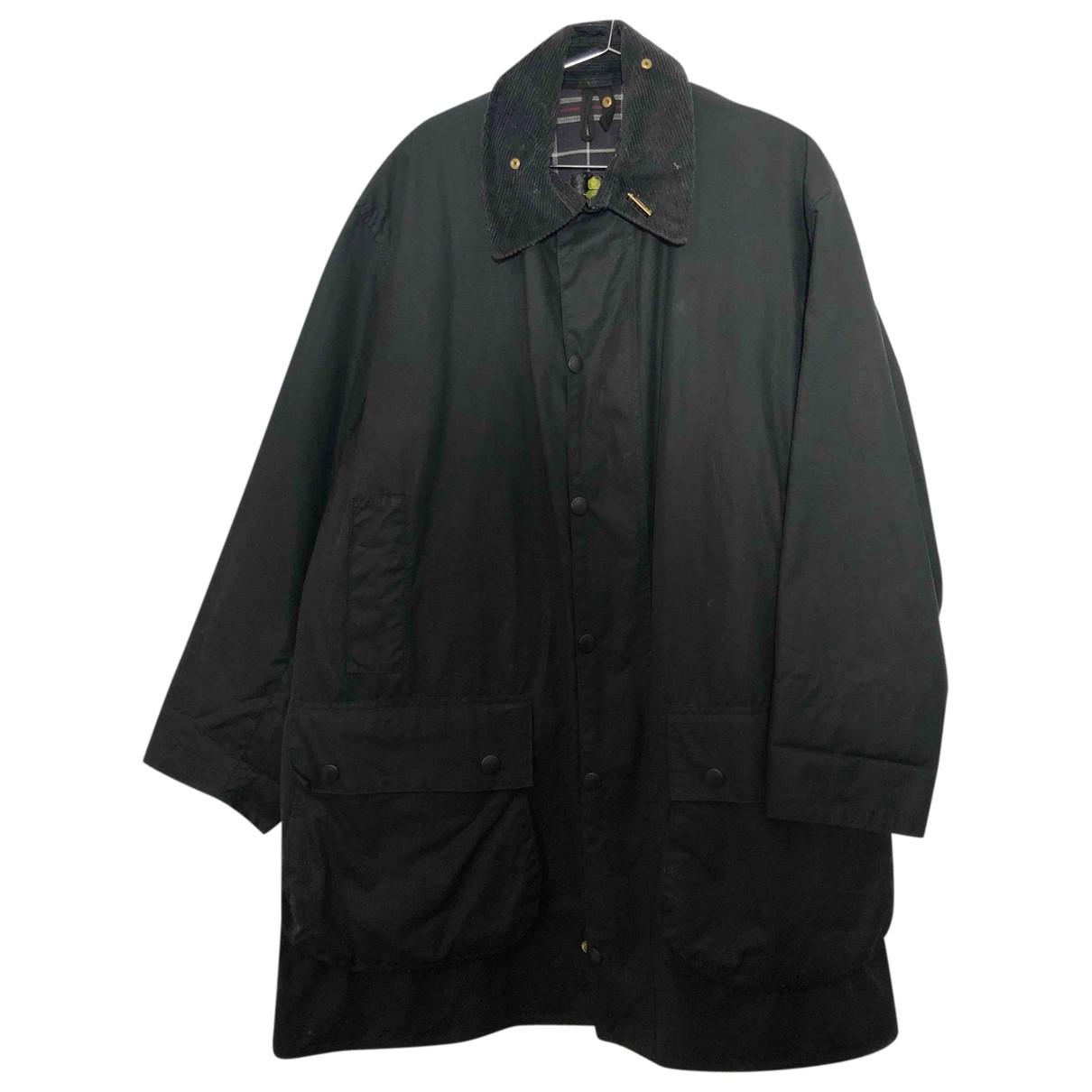 Non Signé / Unsigned \N Blue Cotton jacket  for Men L International